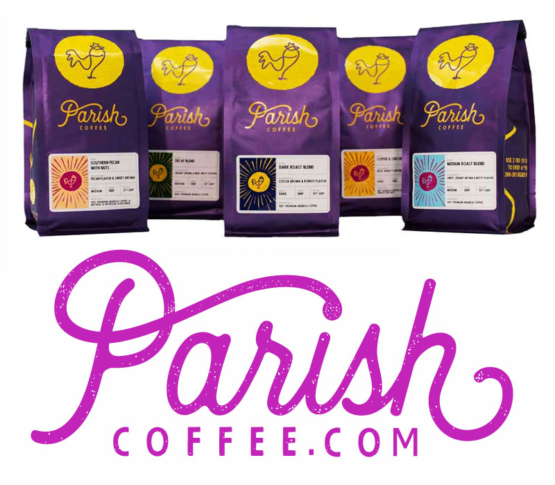Parish Coffee - Sip the Soul of New Orleans