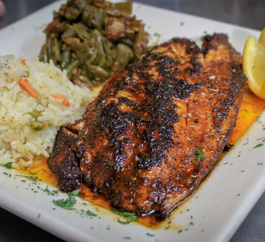 Cook Your Catch at C Moran's!